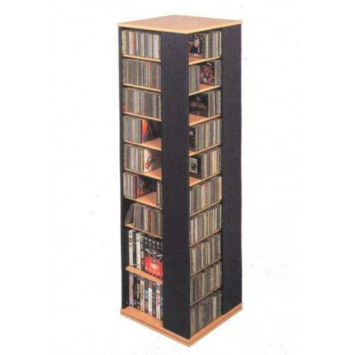 CD-1040C (High Capacity Tower Collection Oak/Black)