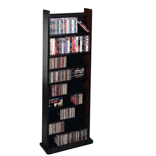 CD-500 (Multimedia storage rack-Oak)
