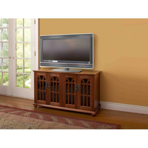 TVGD-48W (Flat Panel TV Cabinets Walnut)
